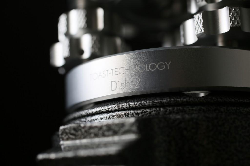 極軸合わせ専用微動架台「Dish-2