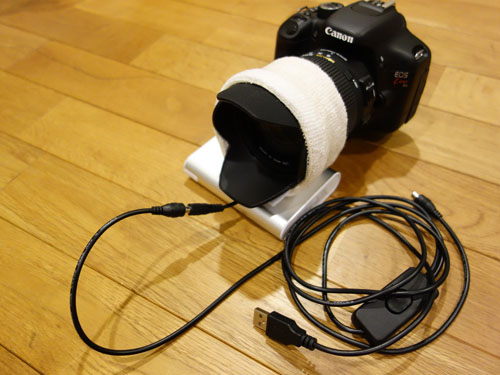 レンズヒーター TOAST-Pro
