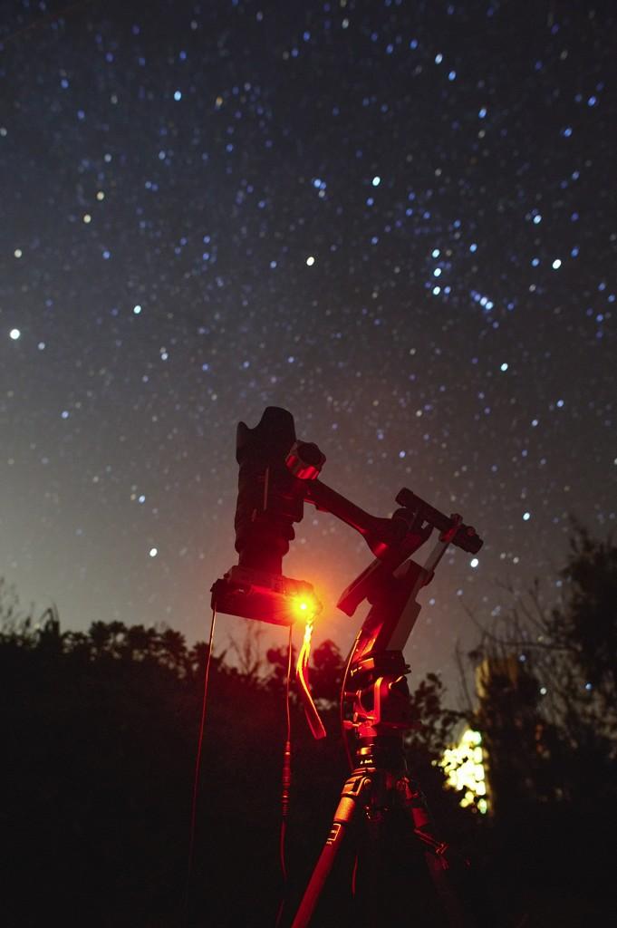 望遠(200mm) 撮影風景