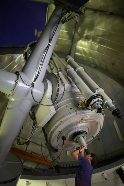 堂平天文台