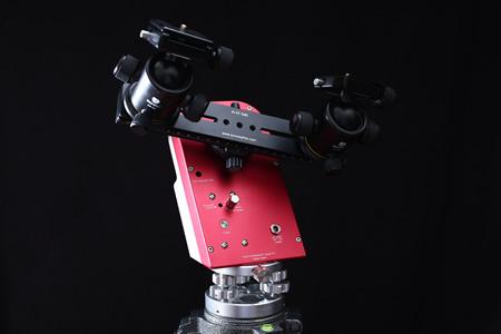 デュアルカメラシステム