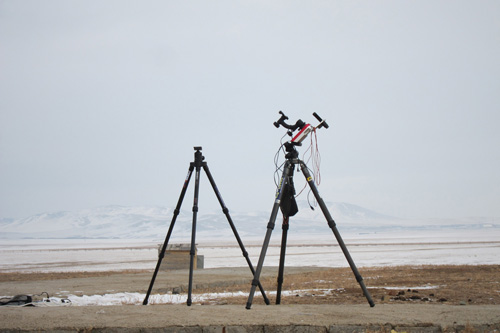 TP-2 撮影システム