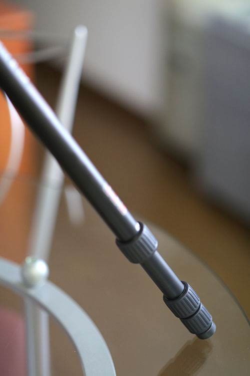 モバイル赤道儀