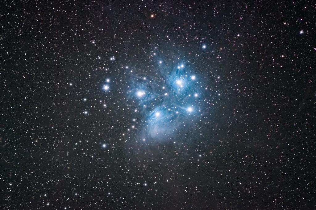 M45 プレアデス星団