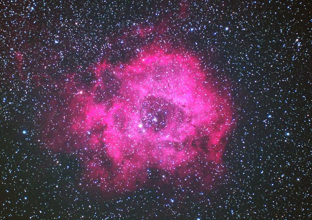 バラ星雲 (TP-2)